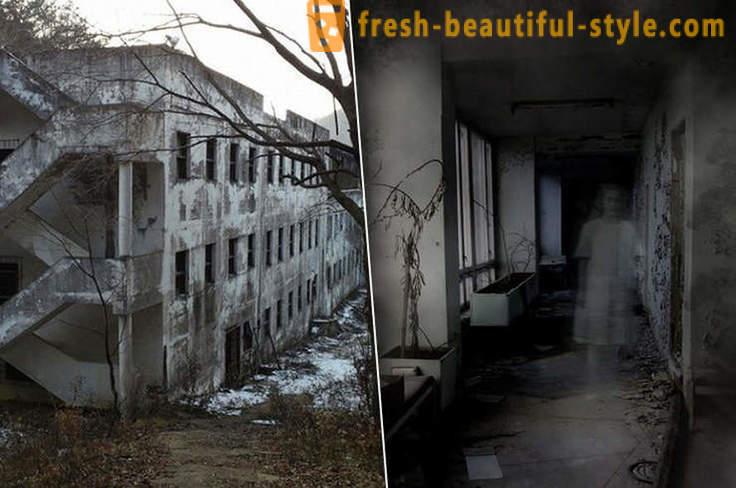 Ospedali - sede di fantasmi