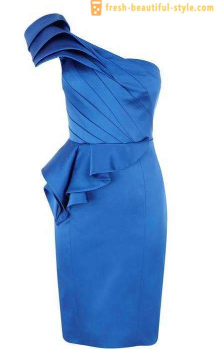 lowest price f6e4c 8eab4 Da quello di indossare l'abito blu? Vestito blu sul pavimento